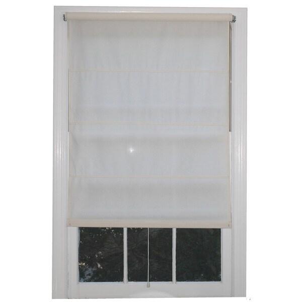 Muslin Natural Roller Window Shades
