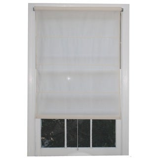 Muslin Natural Roller Window Shades