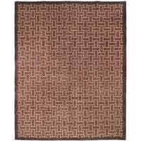 Safavieh Hand-knotted Tibetan Thatched Multicolored Wool Area Rug - 9' x 12'