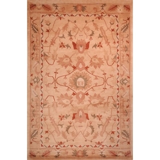 Safavieh Hand-knotted Tibetan Multicolored Wool Area Rug (8' x 10')