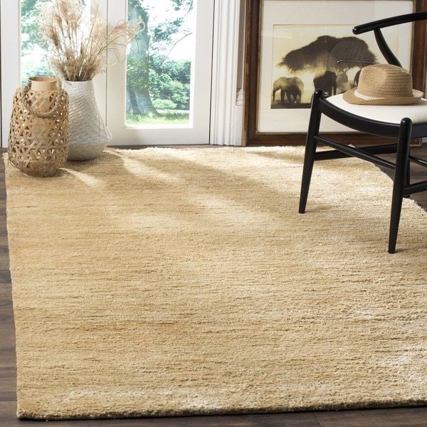 Safavieh Hand Knotted Tangier Multi Wool Jute Rug 4 X 6