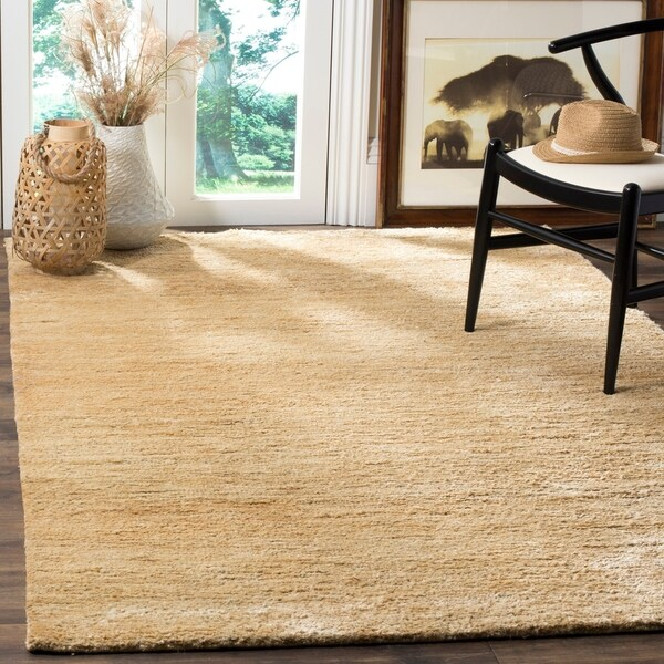 Safavieh Hand-knotted Tangier Multi Wool/ Jute Rug - 8' x 10'