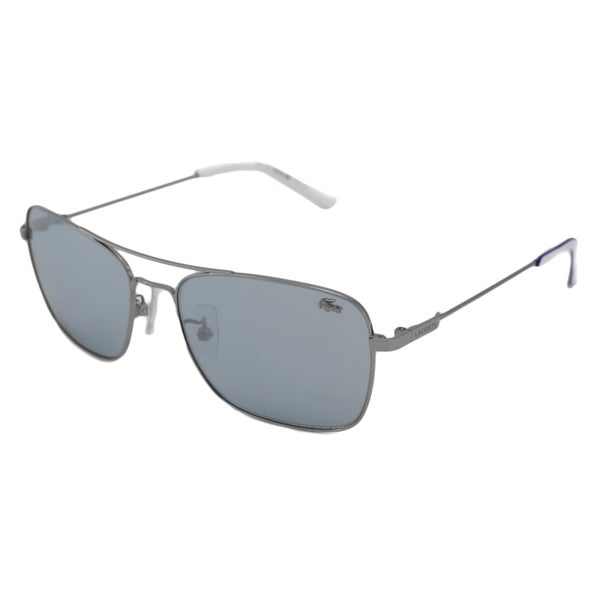 ed7c59c5ba Shop Lacoste Men s  Unisex L103S Aviator Sunglasses - Free Shipping ...