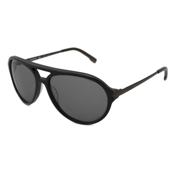 e45e68949387e Shop Lacoste Men s  Unisex L651S Aviator Sunglasses - Free Shipping ...