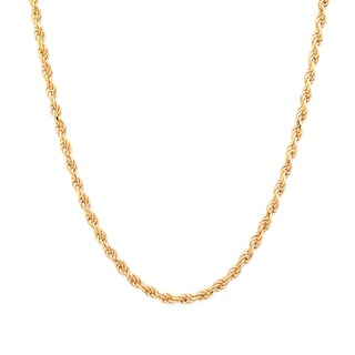 Sterling Essentials 14k Gold over Silver Diamond-cut Rope Chain (1.8 mm) (Option: 16 Inch)|https://ak1.ostkcdn.com/images/products/8296743/8296743/Sterling-Essentials-14k-Gold-over-Silver-Diamond-cut-Rope-Chain-1.8-mm-P15614949.jpg?_ostk_perf_=percv&impolicy=medium