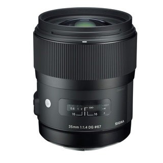 Sigma 35mm f/1.4 DG HSM Lens for Canon DSLR Cameras