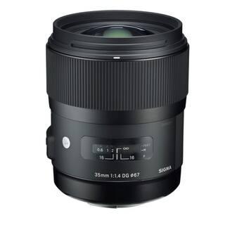 Sigma 35mm f/1.4 DG HSM Lens for Nikon DSLR Cameras|https://ak1.ostkcdn.com/images/products/8296854/Sigma-35mm-f-1.4-DG-HSM-Lens-for-Nikon-DSLR-Cameras-P15615033.jpg?impolicy=medium
