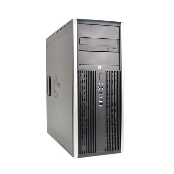 HP Compaq 8100 Elite 2.8GHz 8GB 1TB Win 7 Minitower Computer (Refurbished)