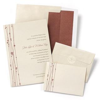 HBH Red Vines Invitation Kit