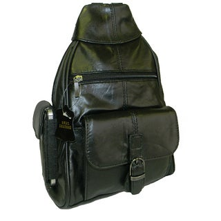 Hollywood Tag Triangle Backpack