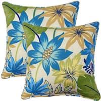 Antigo Seaside 17-inch Throw Pillows (Set of 2)