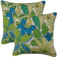 Hokena Oasis 17-inch Throw Pillows (Set of 2)