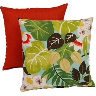 Ibiza Isla Seabreeze 17-inch Throw Pillows (Set of 2)