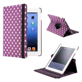 Gearonic 360 Degree Rotating PU Leather Smart Cover for iPad 2/ 3/ 4|https://ak1.ostkcdn.com/images/products/8297352/8297352/Gearonic-360-Degree-Rotating-PU-Leather-Smart-Cover-for-iPad-2-3-4-P15615428.jpg?impolicy=medium