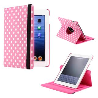Gearonic 360 Degree Rotating PU Leather Smart Cover for iPad 2/ 3/ 4|https://ak1.ostkcdn.com/images/products/8297354/8297354/Gearonic-360-Degree-Rotating-PU-Leather-Smart-Cover-for-iPad-2-3-4-P15615431.jpg?impolicy=medium