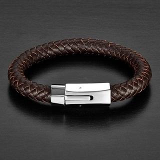 8dd250ce35c0a Stainless Steel Men's Bracelets | Shop Online at Overstock