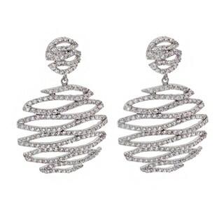 Zig Zag Fashion Earrings