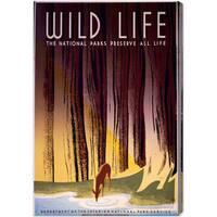Oliver Gal 'Preserve America's Wildlife' Canvas Art
