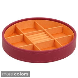 WOLF Round Stackable Ring Roll Tray