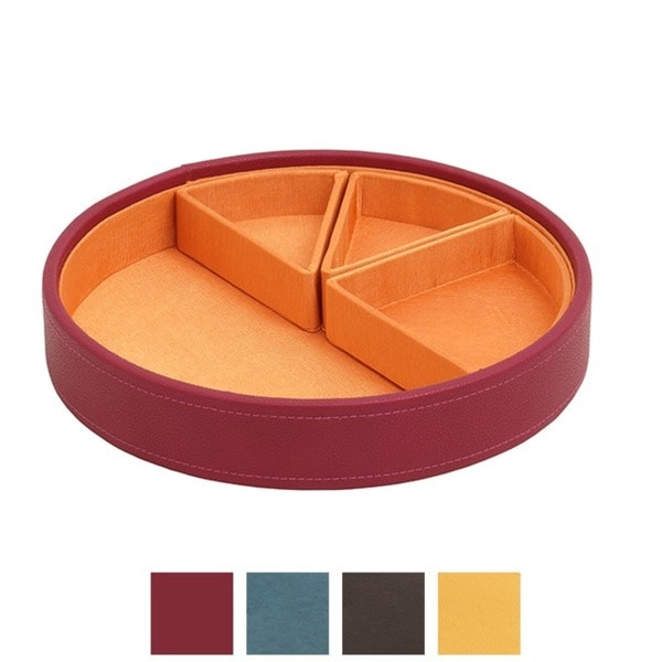 WOLF Round Stackable Tray