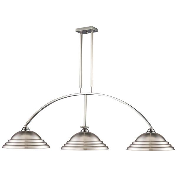 Martini 3-light Billiard Light Fixture