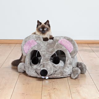 Trixie Lukas Cuddly Cat Cave|https://ak1.ostkcdn.com/images/products/8297974/P15615959.jpg?impolicy=medium