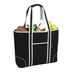 Picnic at Ascot Extra Large Insulated Tote Bold Black