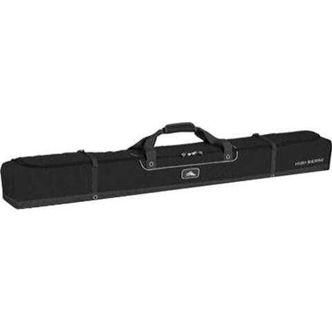 High Sierra Deluxe Single Ski Bag Black