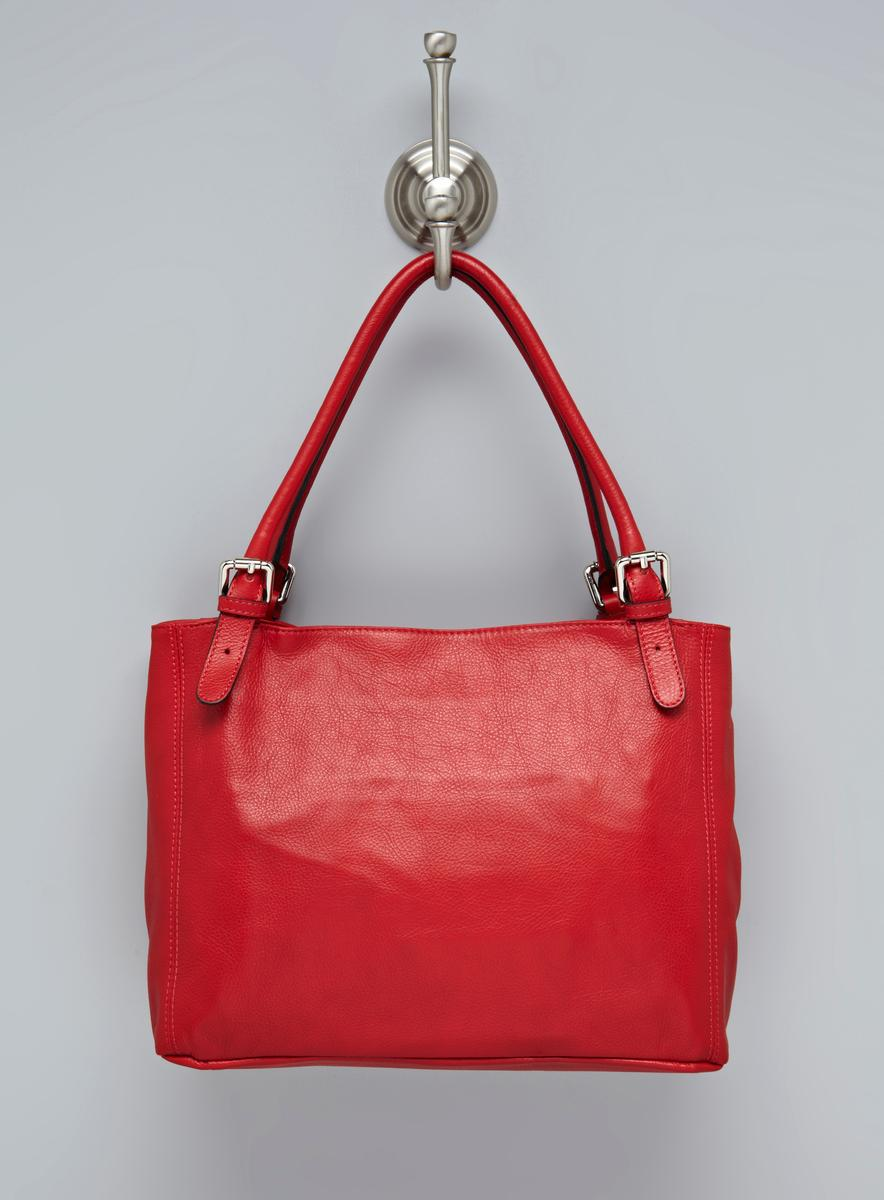 Valentino Luisa Signature Leather Satchel - Thumbnail 1