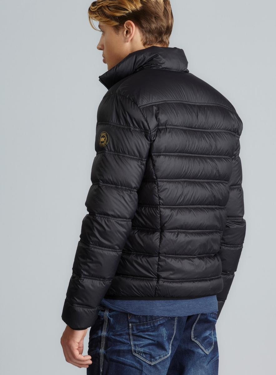 Michael Kors Quilted Packable Down Jacket - Free Shipping Today