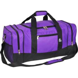 Everest Sporty Gear Bag 025 Dark Purple