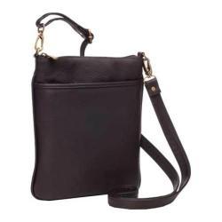 LeDonne Leather Women's Cafe Crossbody Handbag