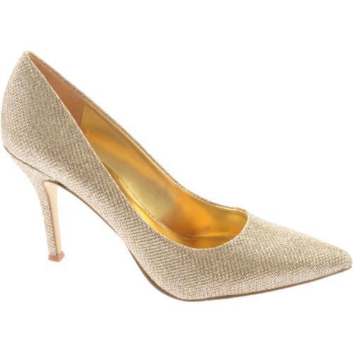 8cb5d4b8ffa9 Shop Women's Nine West Flax 22 Gold IP Sparkle - Free Shipping Today -  Overstock - 8632902