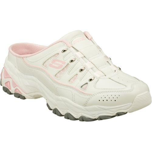 Women's Skechers Encore Perfect Balance White/Pink - Thumbnail 0