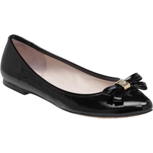 06051d15386 Shop Women s Vince Camuto Timba Black Soft Cow Patent - Free Shipping Today  - Overstock.com - 8633779
