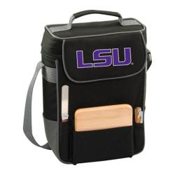 Picnic Time Duet LSU Tigers Embroidered Black/Grey