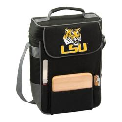 Picnic Time Duet LSU Tigers Print Black/Grey