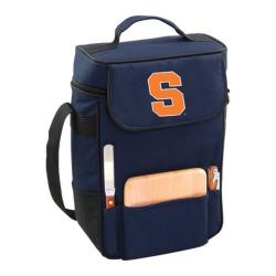 Picnic Time Duet Syracuse Orange Embroidered Navy