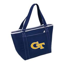 Picnic Time Topanga Georgia Tech Yellow Jackets Embroidered Navy