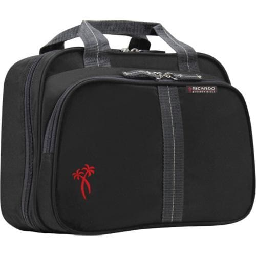a714c297d9 Shop Ricardo Beverly Hills Essentials Deluxe Travel Organizer Black - Free  Shipping Today - Overstock - 8478745