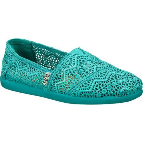 Women's Skechers BOBS World Labyrinth Turquoise