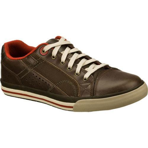 e3dbf51d652 Men's Skechers Relaxed Fit Diamondback Tevor Chocolate