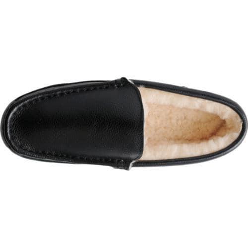 Shop Men S Ricardo B H Leather Moccasin Black Free