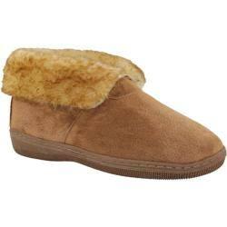 Men's Lamo Bootie Fleece Chestnut