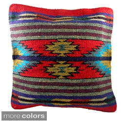 Native American Style Multicolor Pillow Cushion Cover
