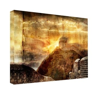 Ready2HangArt 'Great Wall' Gallery-wrapped Canvas Art