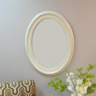 Winifred Oval Mirror
