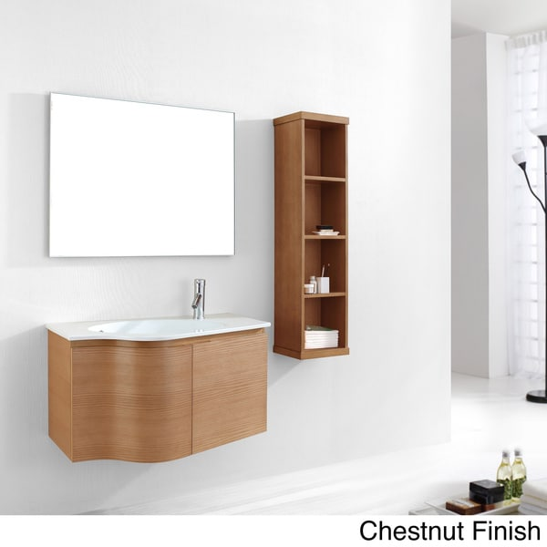 Virtu usa roselle 36 inch single sink bathroom vanity set Virtu usa caroline 36 inch single sink bathroom vanity set