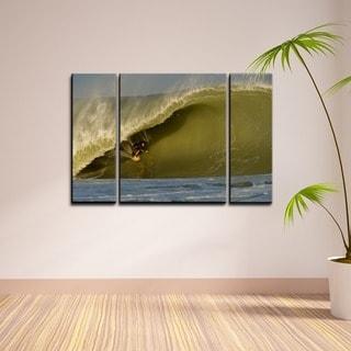 nicola lugo 3piece canvas wall art set