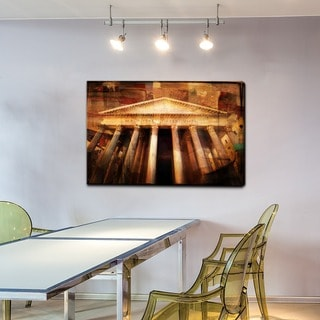 Ready2HangArt 'Pantheon' Gallery-wrapped Canvas Art